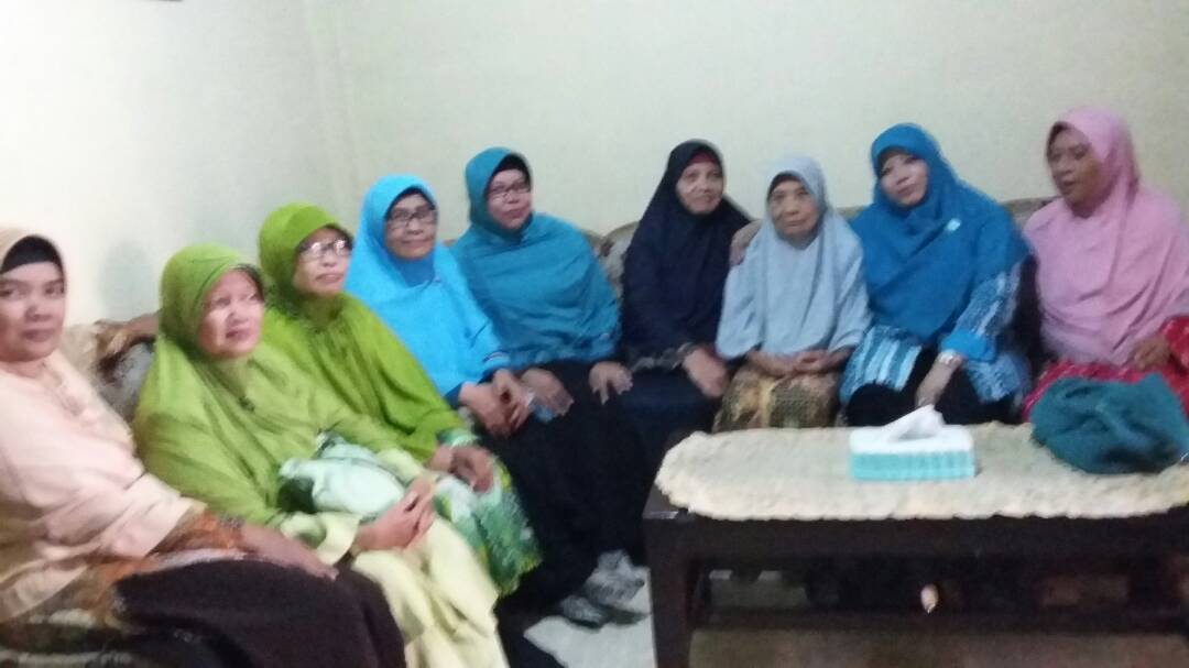 Silaturahim ke Mantan pimpinan dan sesepuh Aisyiyah Bersama PCA Tandes