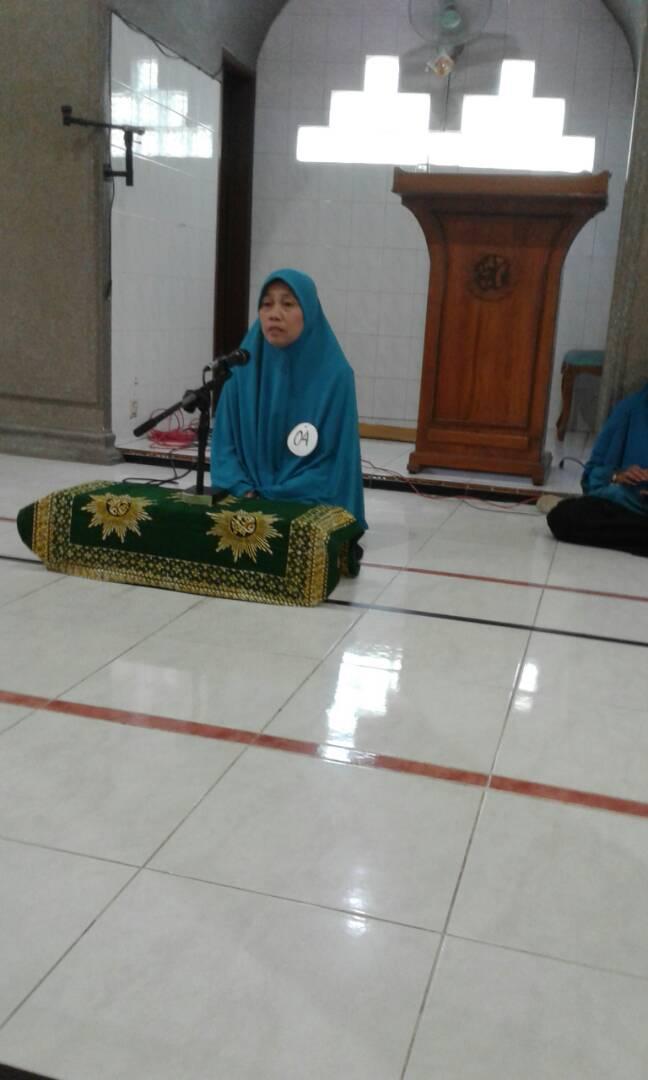 Tahfidz Al Qur'àn surah Al Kahfi ayat 1-10  bersama PCA Tandes.